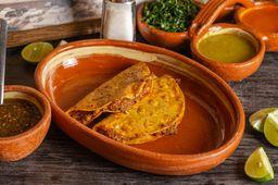 Taco Barbacoa Roja