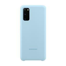 Funda Samsung Silicon Cover S20+ Azul