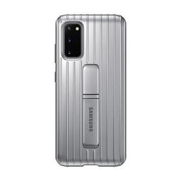 Funda Samsung Protective Cover S20+ Plata