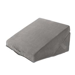 Almohada de Cuña Brookstone 4 en 1 Color Gris