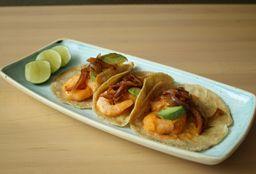Tacos de Camarón Endiablado