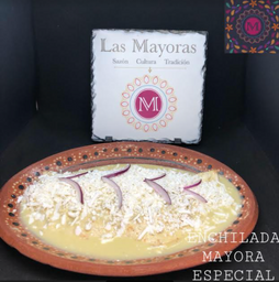 Enchiladas Mayoras Especial