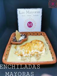 Enchiladas Mayoras