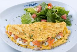 Omelette Saint-Michel