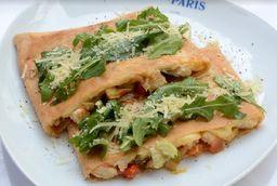 Crepa Gourmet Ratatouille