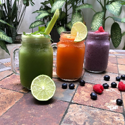 Smoothie Fresh and Healthy