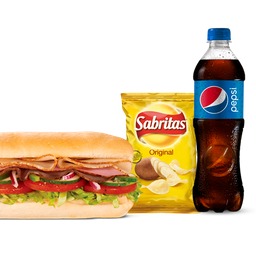 Combo Subway Club® 15 cm