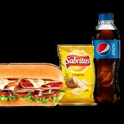 Combo Subway Melt® 15 cm