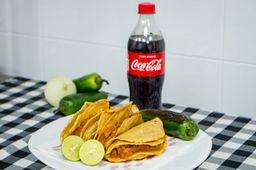Combo 3 Tacos