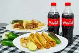 Combo 5 Tacos