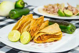 Taco Dorado Estilo Jalisco