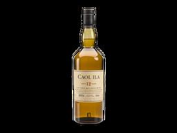 Whisky Caol Ila 12 años  - Buchanans 1 - Botella 700 ml