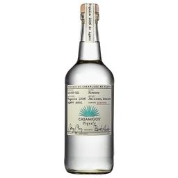 Mezcal Casamigos Blanco - Tanqueray - Botella 750 ml