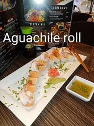 Aguachile Roll