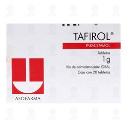 Tafirol Caja