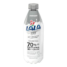4x3 Lala Leche 100 Sin Lactosa Menos Grasa Sin Refrigerar