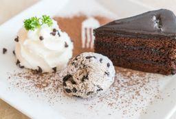 Supremo de Chocolate con Helado