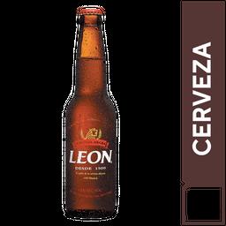 Cerveza León de 355 ml