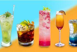 Cocteleria con Alcohol