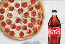 Combo Pizza Grande Pepperoni