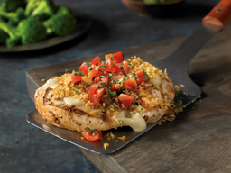 Parmesan-Herb Crusted Chicken