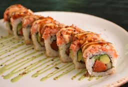 Pink Flame Roll
