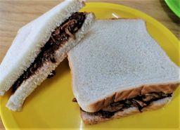 Sandwich de Pollo de mole