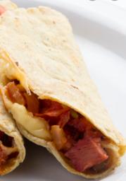Taco Marlin de Harina 1 Pieza