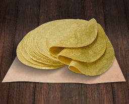 Tortillas de Maíz (15 pzas)