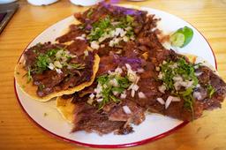 Taco Sirloin Queso