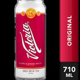 Cerveza Victoria Lata 710 mL