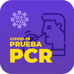 Prueba COVID-19 por PCR