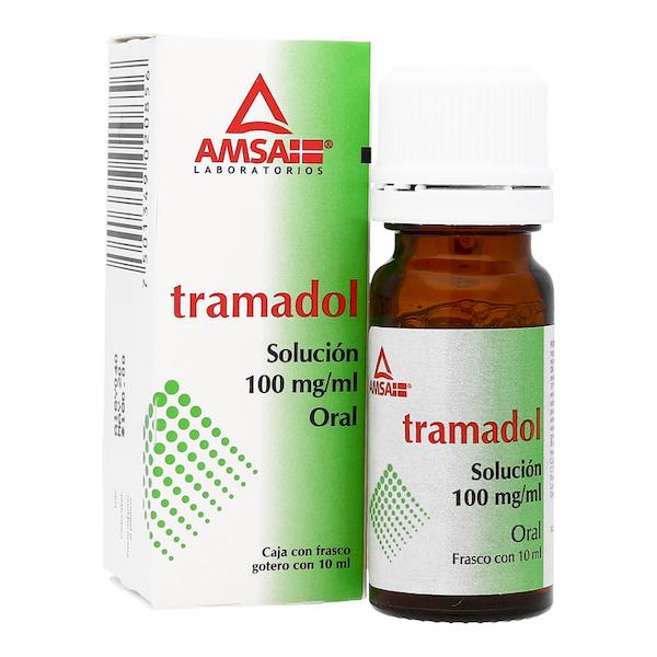 Comprar Tramadol Amsa (100 Mg/ml)