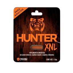 Suplemento Alimenticio Hunter XNL 1 Cápsula (500 mg)