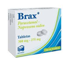 Salud Total Naproxeno-s /par275/ 300 Mg Tab10