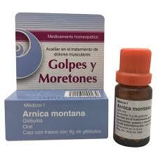 Medicor Árnica Glóbulos Medicamento Homeopático 9 g