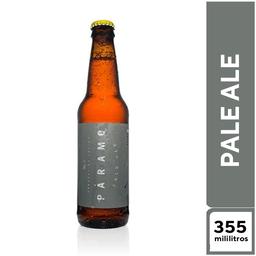 Páramo Pale Ale 355 ml