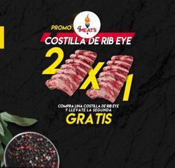 2X1 Costilla de Rib Eye