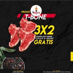 3x2 T-Bone