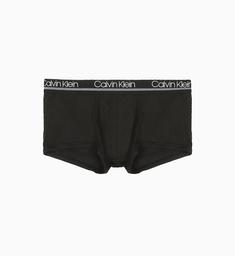Boxer de Tiro Bajo CK Underwear Men Negro Active  NB2174-001