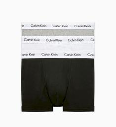 Pack de Boxers de Tiro Bajo CK Underwear Men U2664D-998