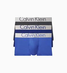 Pack de Boxers de Tiro Bajo CK Underwear Men  NB1656-611