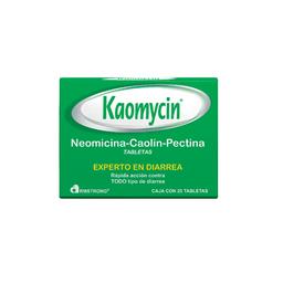 Kaomycin Tabletas