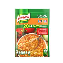 Knorr Sopa de Letras