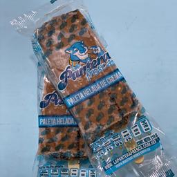 Paleta con Ferrero