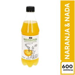 Del Valle Naranja & Nada 600 ml