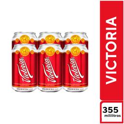 Six Pack Victoria 355 ml