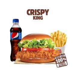 Mega Stacker Crispy King