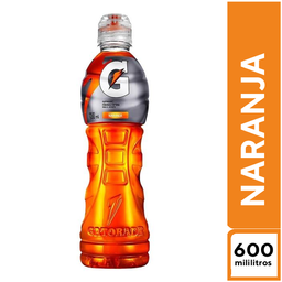 Gatorade Naranja 600 ml