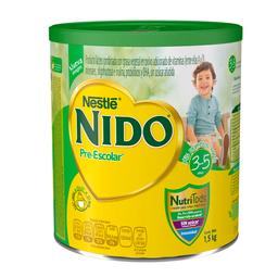 Leche en Polvo Nido Pre-escolar 3 a 5 Años